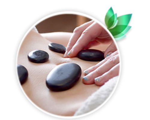 Chinese Massage Hot Stone